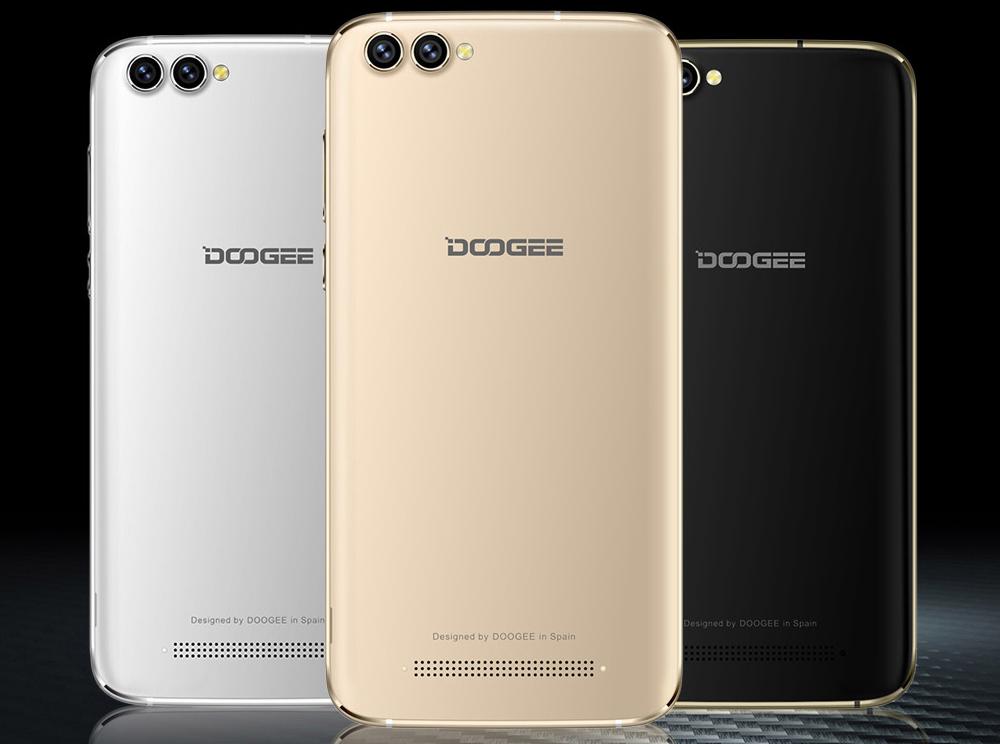 DOOGEE X30 colores