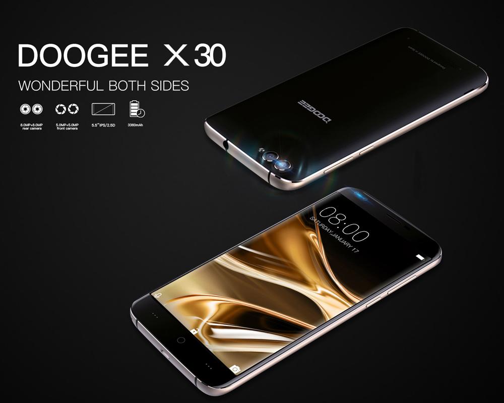 DOOGEE X30 hardware