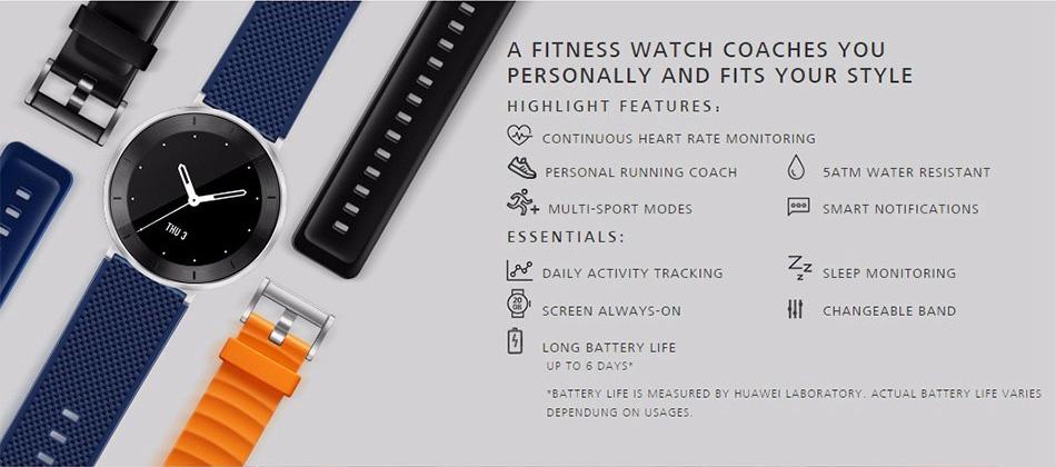 Geekbuying Huawei Honor S1 características