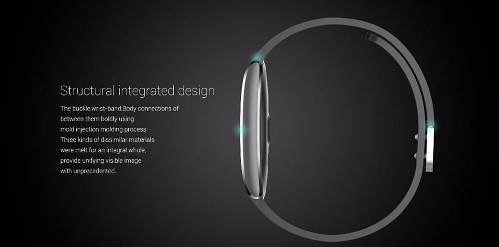 Geekbuying iWOWNFIT i6 Pro diseño (2)
