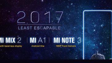 Geekbuying nos presenta sus ofertas en los últimos lanzamientos de Xiaomi
