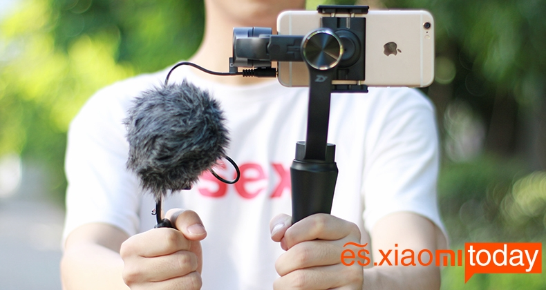 El Zhiyun Smooth Q Análisis, un estabilizador para nuestro Smartphone que nos permitirá tomar los mejores vídeos