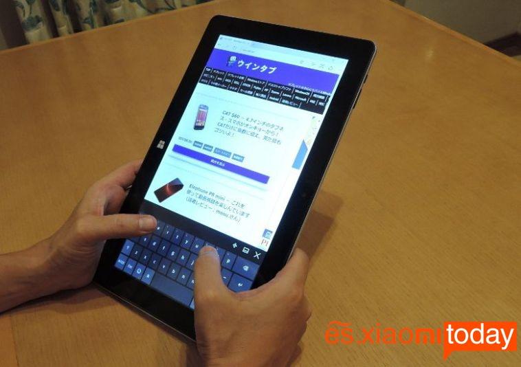 Jumper EZpad 6 Pro conexiones inalámbricas