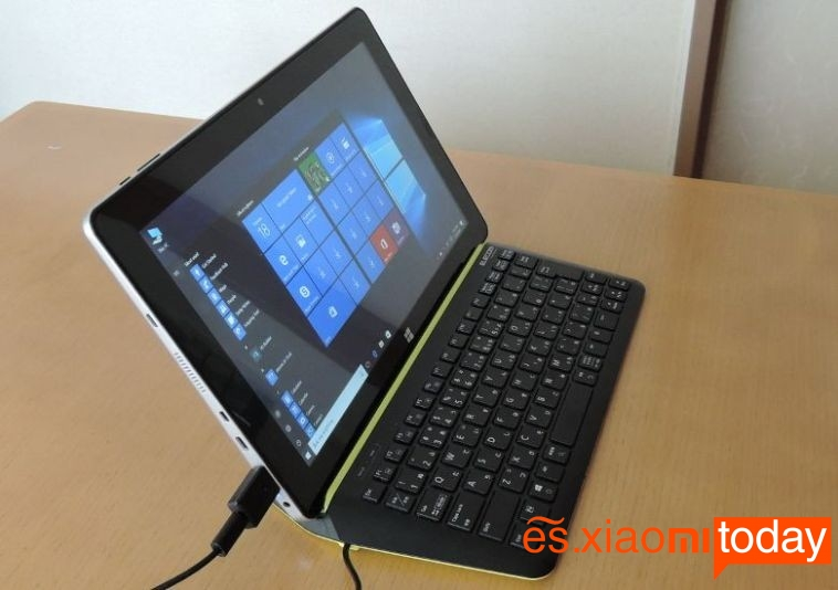 Jumper EZpad 6 Pro diseño