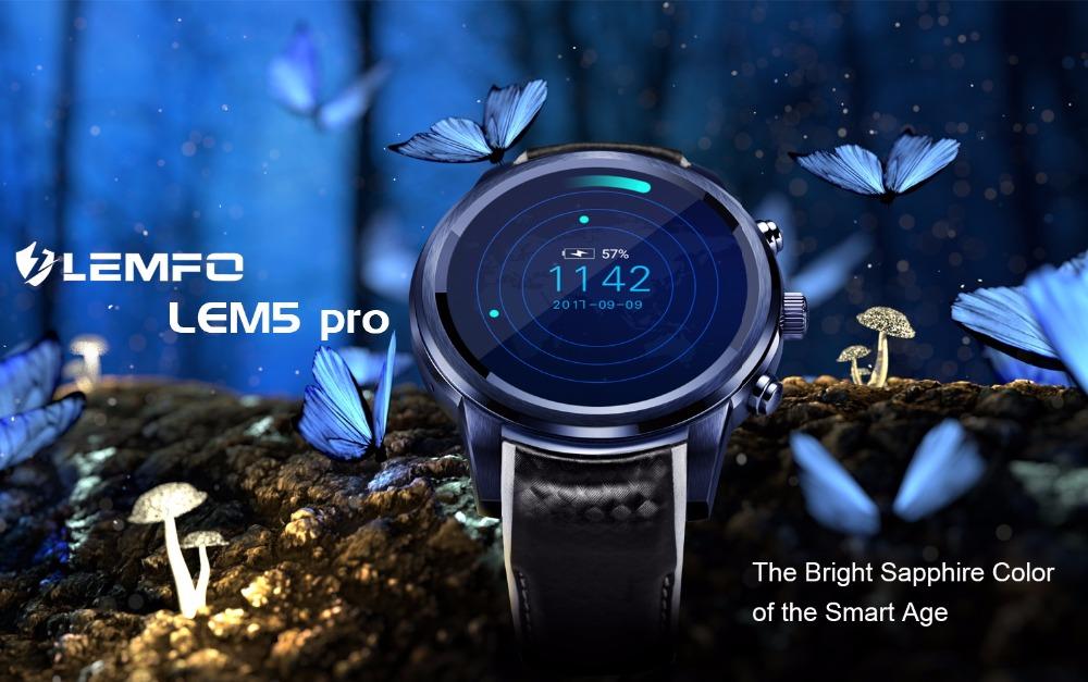 LEMFO LEM5 Pro introducción