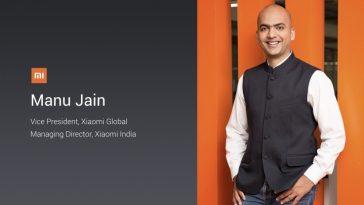 Manu Jain bienvenida
