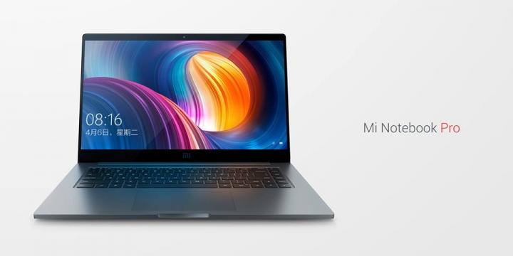 Geekbuying Xiaomi Mi Notebook Pro destacada