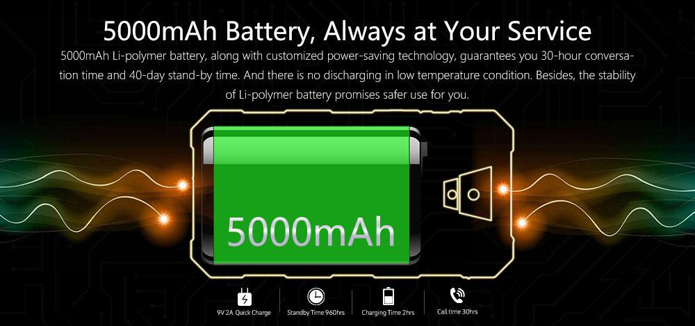Nomu S10 Pro batería