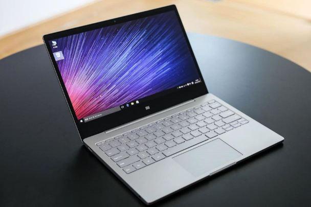 Nueva computadora portátil de Xiaomi