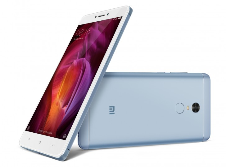 Redmi Note 4 Lake Blue