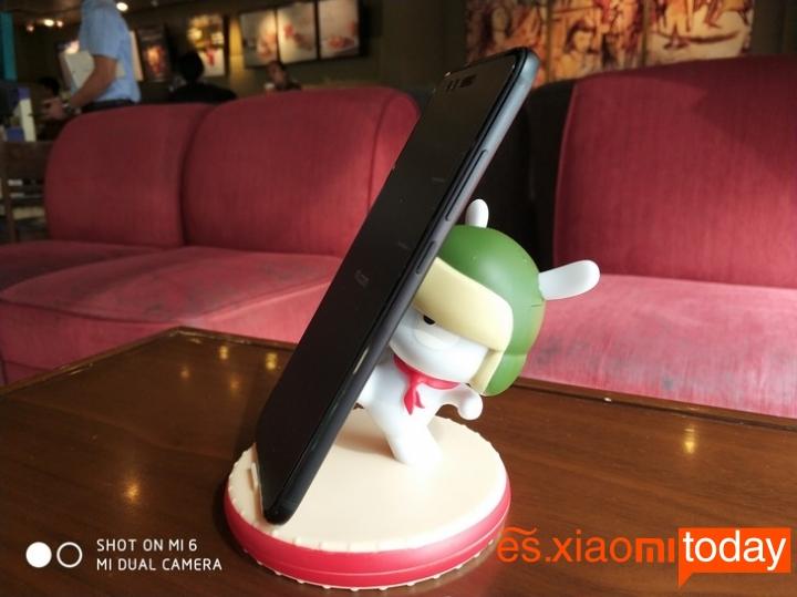 Xiaomi MI A1 botones