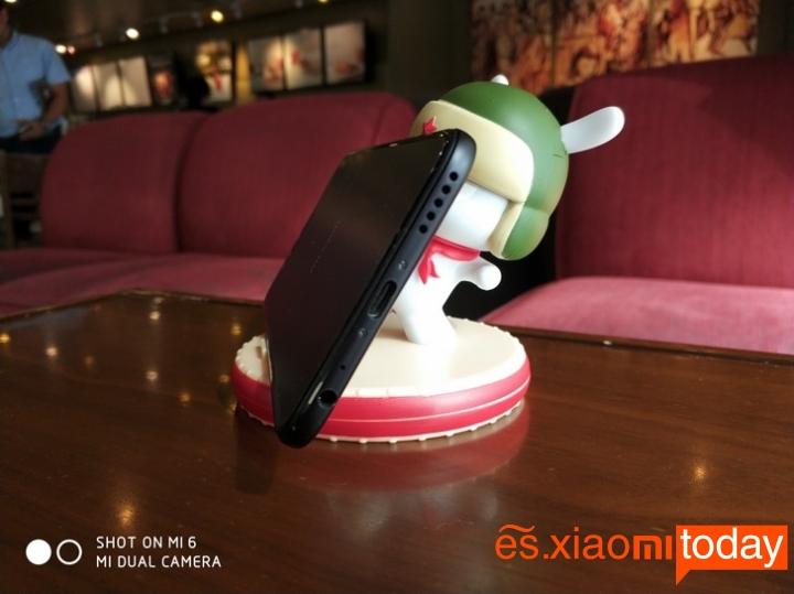 Xiaomi Mi A1 inferior