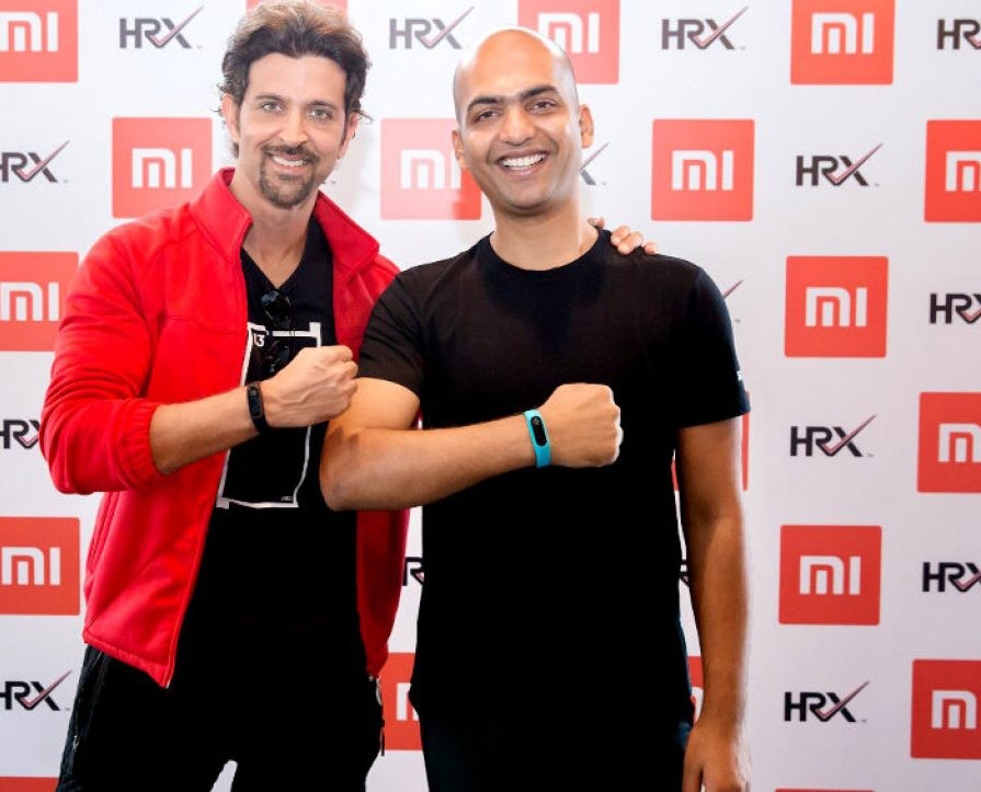 Xiaomi Mi Band HRX Edition evento 1
