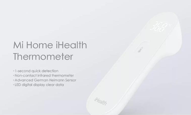 Xiaomi Mi Home iHealth introducción