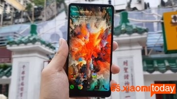 Xiaomi Mi MIX 2 Análisis en español