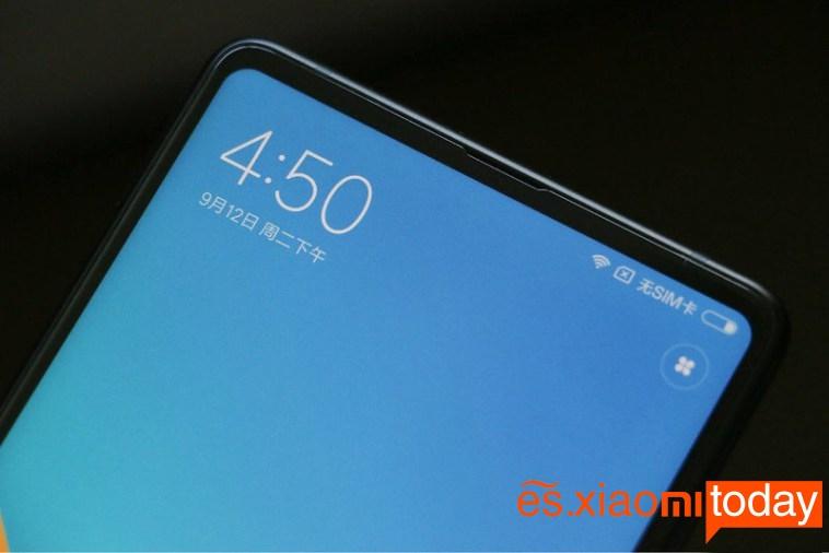Xiaomi Mi MIX 2 Conectividad