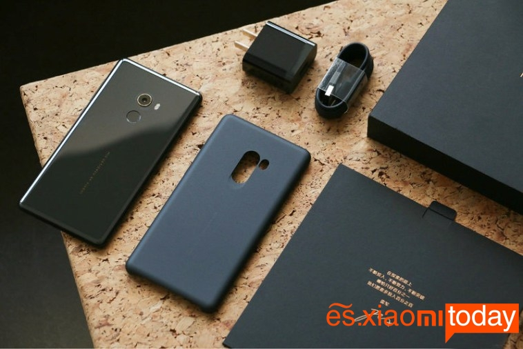 Xiaomi Mi MIX 2 accesorios