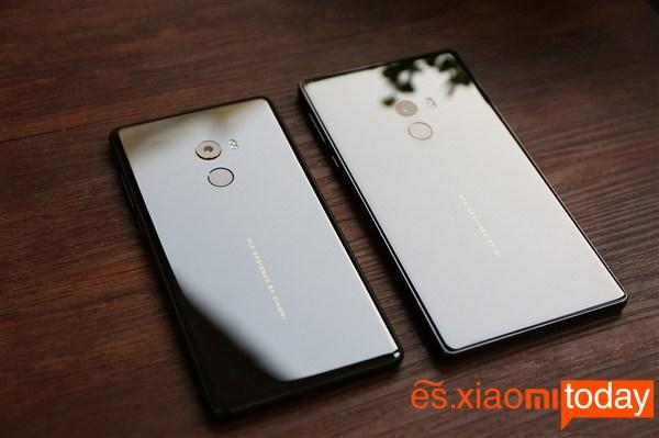 Xiaomi Mi MIX 2 cuerpo de cerámica