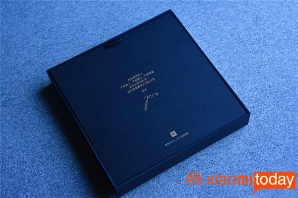Xiaomi Mi MIX 2 negro versión cerámica paquete 04