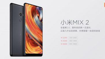 Xiaomi Mi MIX 2 principal