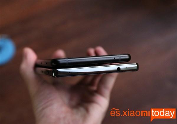 Xiaomi Mi MIX 2 tamaño