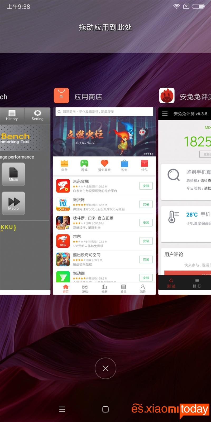 Xiaomi Mi MIX - MIUI 9