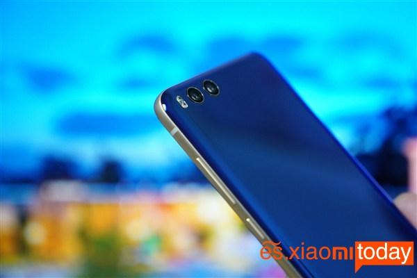 Xiaomi Mi Note 3 detalle