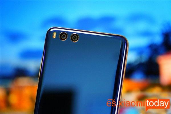 Xiaomi Mi Note 3 cámara