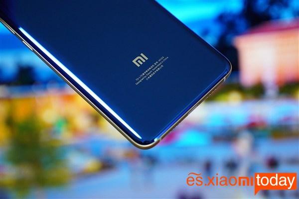 Xiaomi Mi Note 3 logo compañía