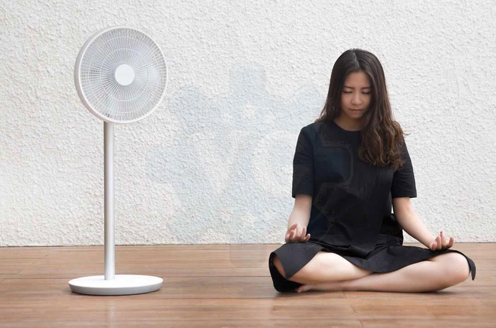 Xiaomi Mi Smart DC Inverted Stand Fan diseño