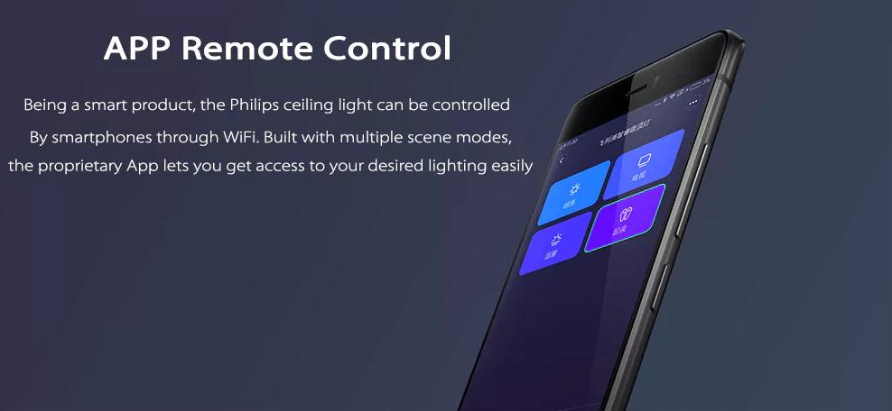 Xiaomi Philips LED remota