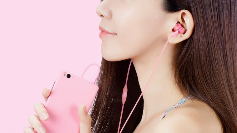 Xiaomi Piston In Ear Earphones Fresh Version destacada