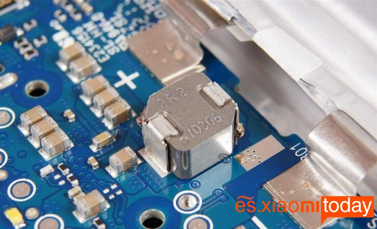 Xiaomi Power Bank desmontaje 8