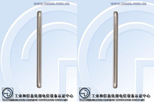 Xiaomi Redmi 5A laterales