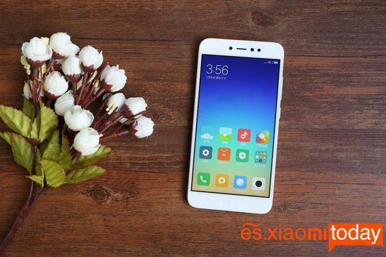 Xiaomi Redmi Note 5A destacada