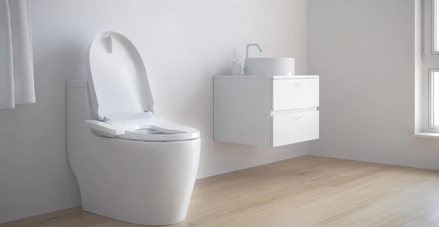Xiaomi Smartmi Smart Toilet Seat destacada