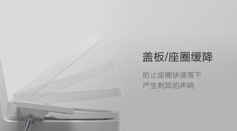 Xiaomi Smartmi Smart Toilet Seat tapa