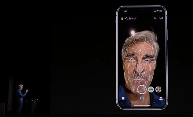 Xiaomi detección de rostro