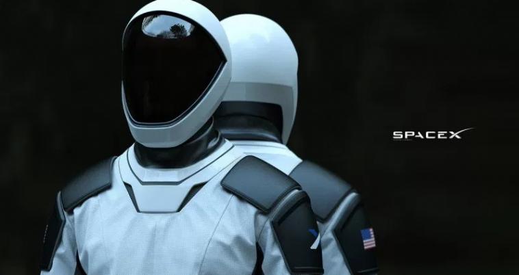 Trajes Espaciales SpaceX destacada