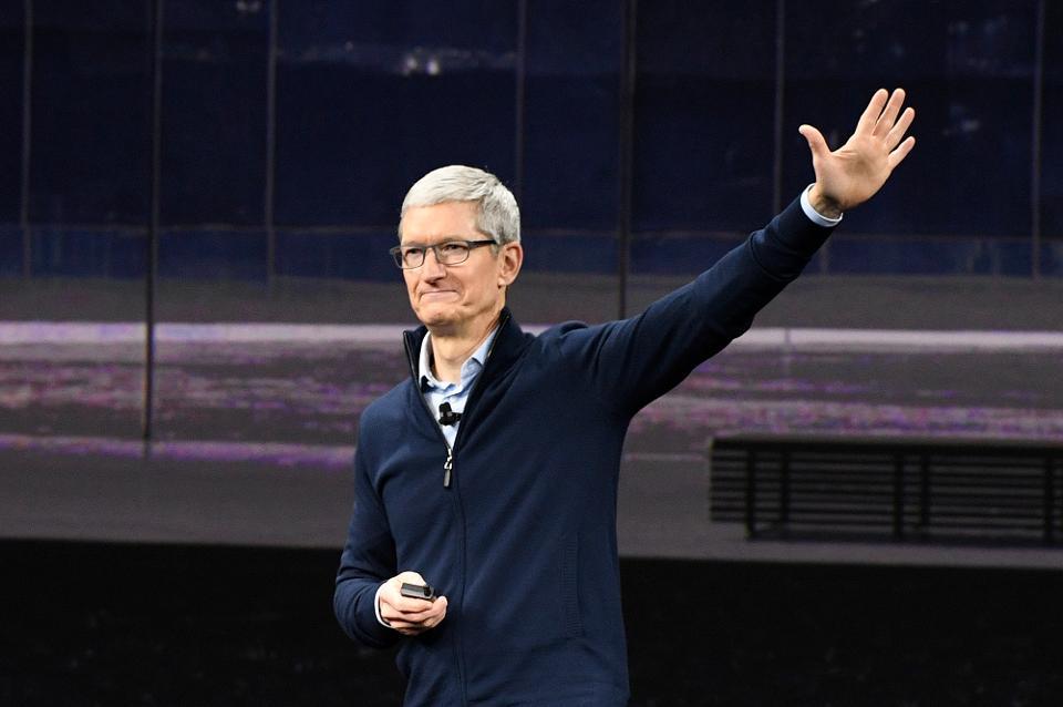 iPhone X apple apuesta en china