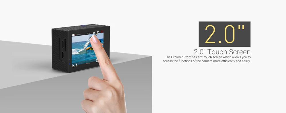 MGCOOL Explorer Pro 2: pantalla