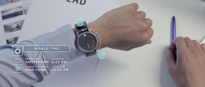 LunaR SmartWatch reloj mundial