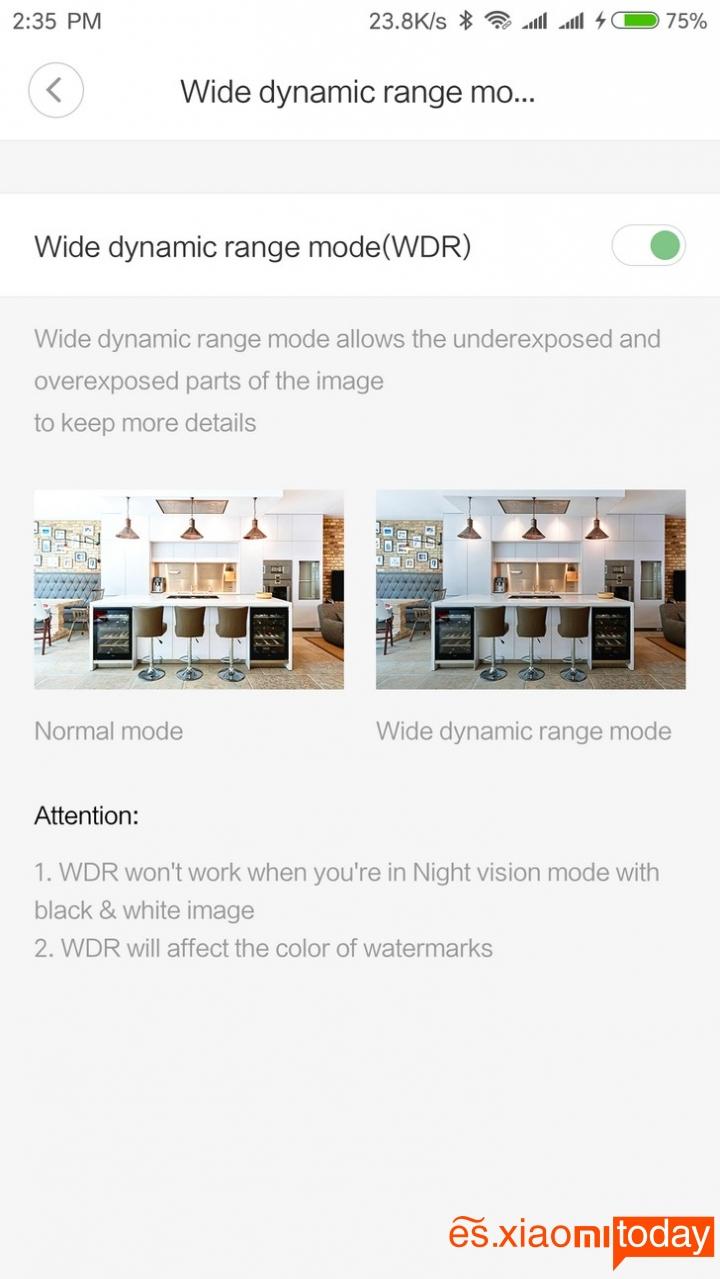 Cámara Xiaomi Mijia 1080P Smart IP Camera