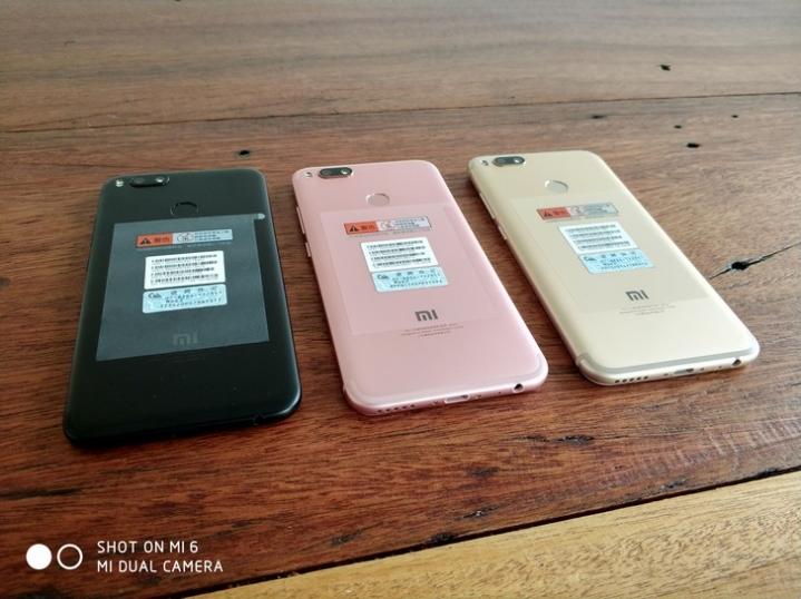 Xiaomi Mi 5X en oferta imperdible por sólo $208.99 (cupón incluido)
