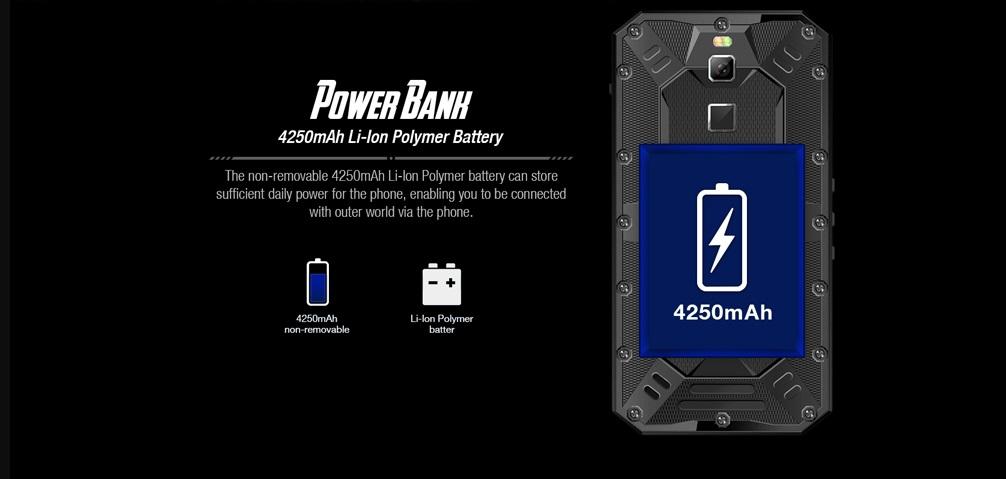 HomTom Zoji Z8 Bateria