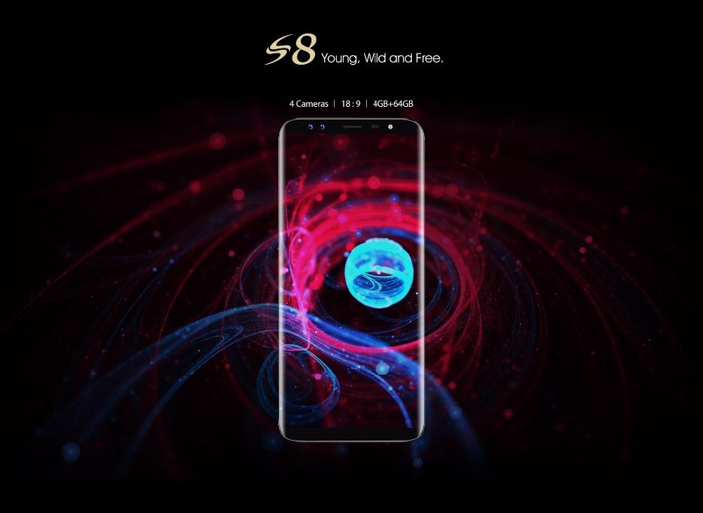 Blackview S8 introducción