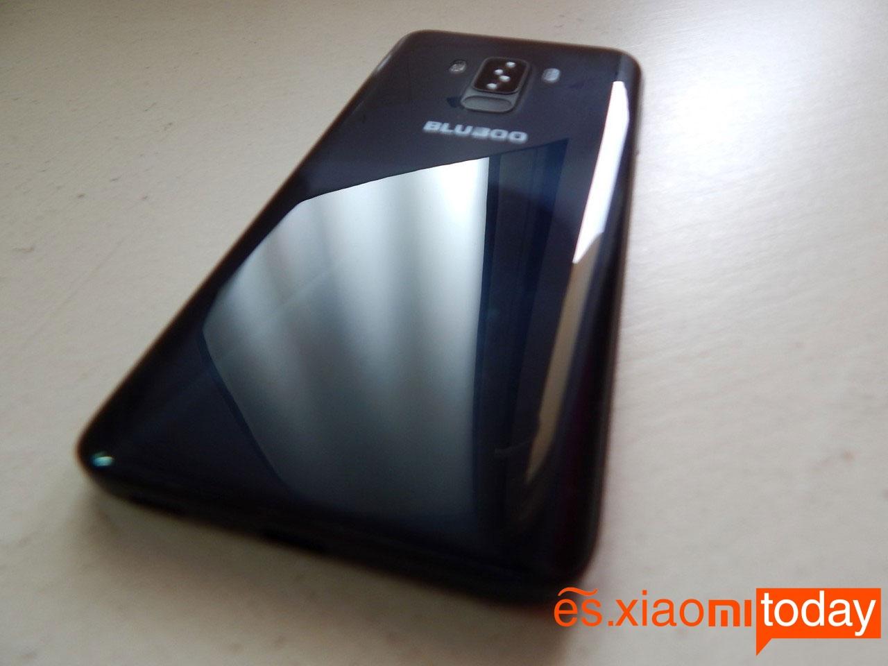 Bluboo S8 hardware