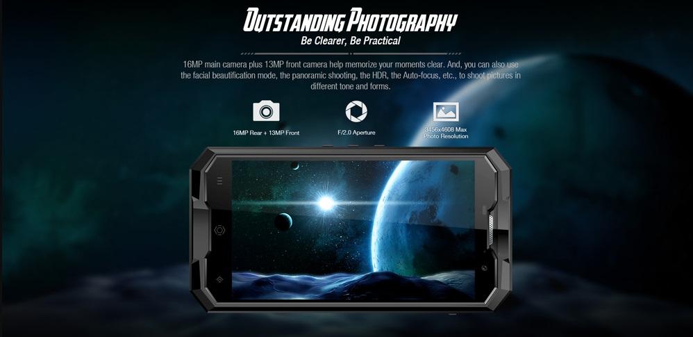 HomTom Zoji Z8 cámara