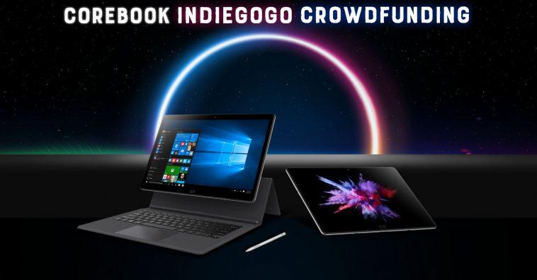 Chuwi CoreBook destacada