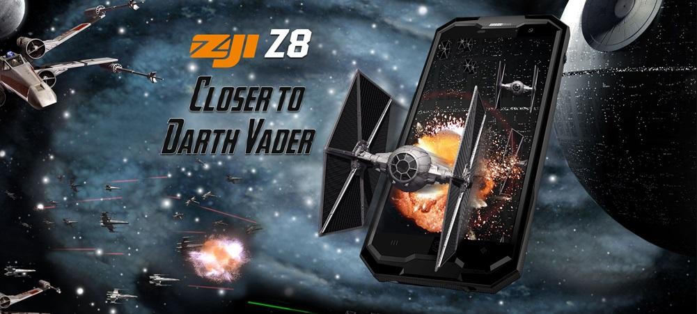 HomTom Zoji Z8 Darth Vader